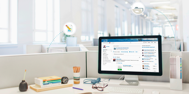 Redes Sociales Corporativas Facebook at Work vs Yammer