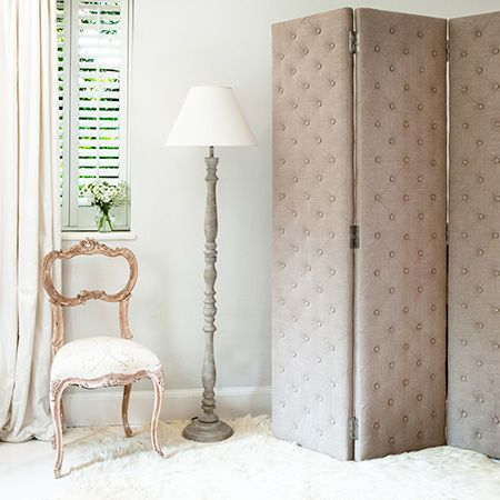 The French Bedroom Company Dressing screen Screens and Linens