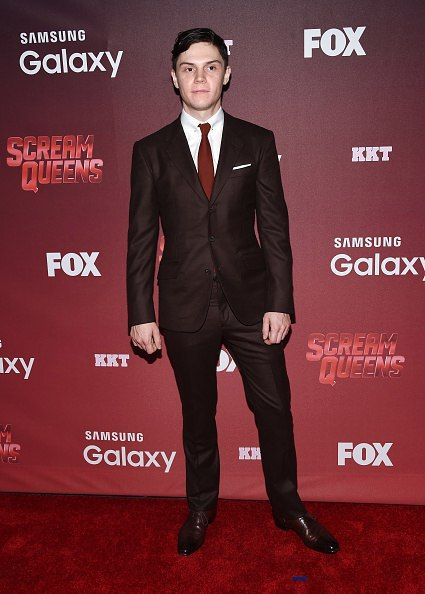 my baby daddy image by Whitney elizabeth | Evan peters ...