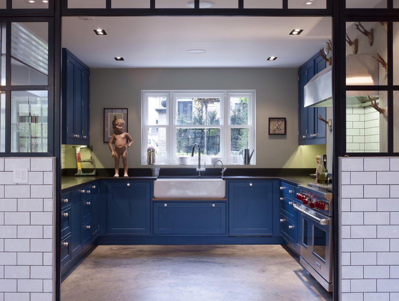 Ealing House - Stiff + Trevillion   Contemporary Interiors (vaguely ...
