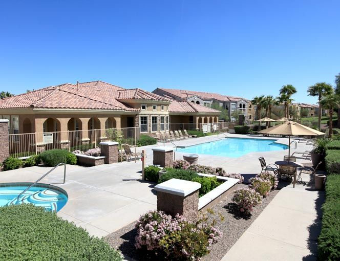 Shadow Hills At Lone Mountain Cheap Furnished Apartments Just