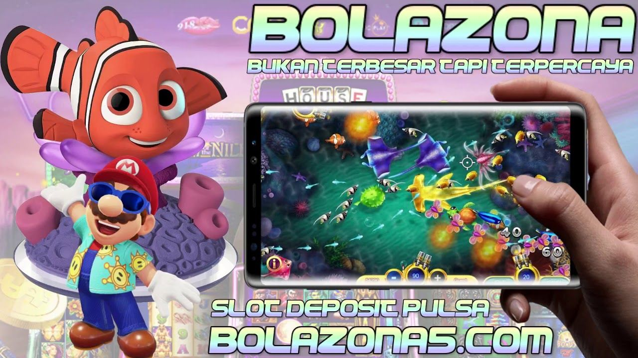 Pin di BOLAZONA situs judi game tembak ikan uang asli