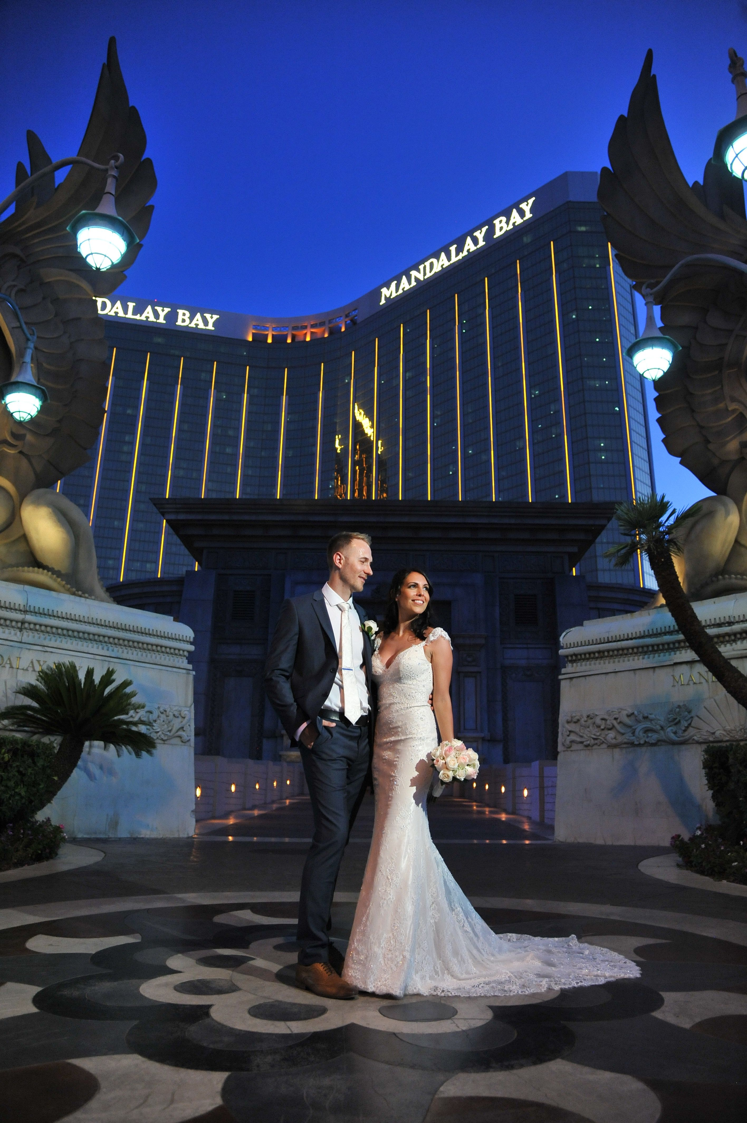 Say I Do At Mgm Resorts Las Vegas Wedding Inspiration Wedding Dresses Mermaid Wedding Dress