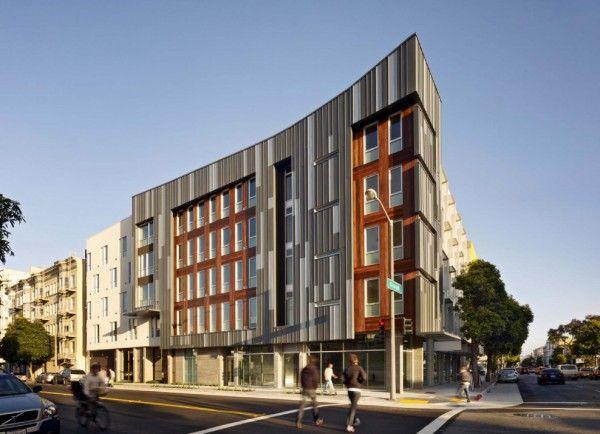 san francisco good design apartment buildings modern ...