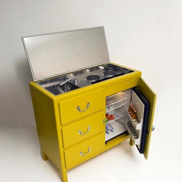 Ikea Mini Kitchen Compact Unit: Proyecto_Cocineta / Mini Kitchen 2