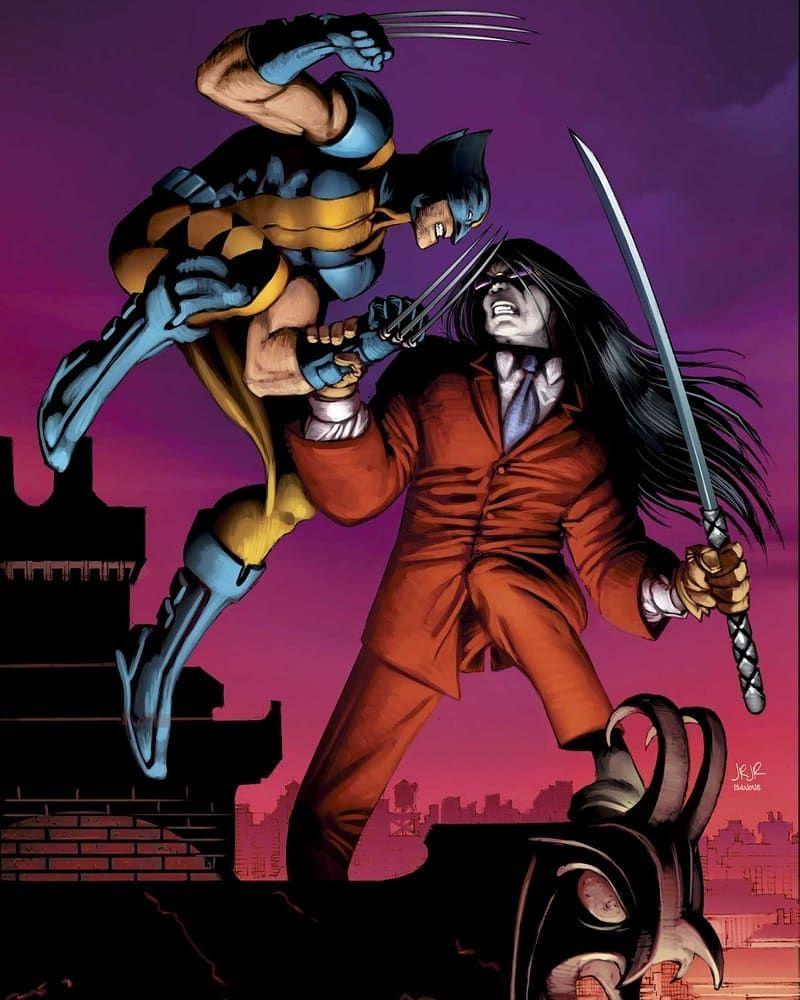 Gorgon Marvel Uncanny X Men Avengers