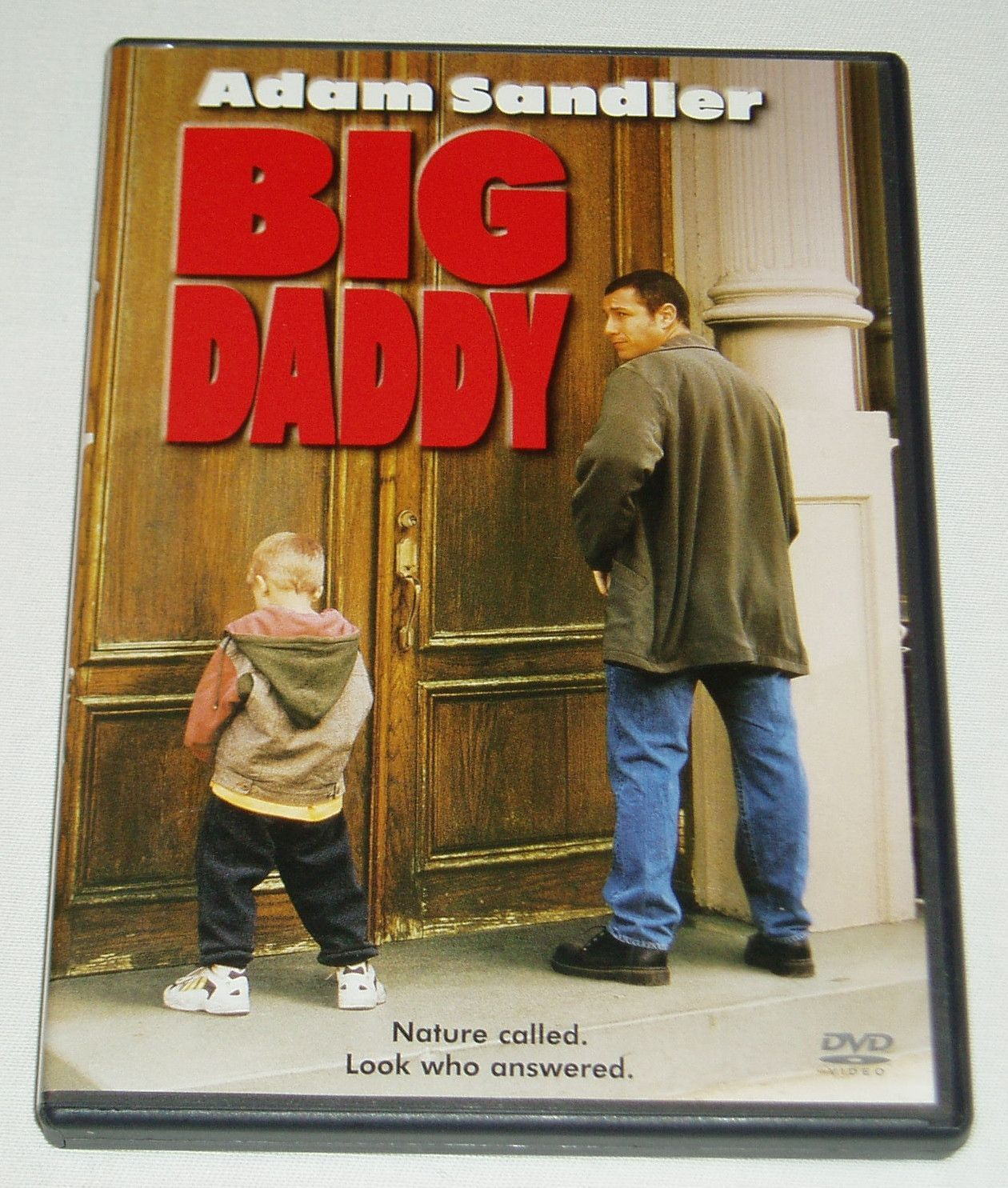 Big Daddy Movie DVD Daddy movie, Comedy movies, Adam