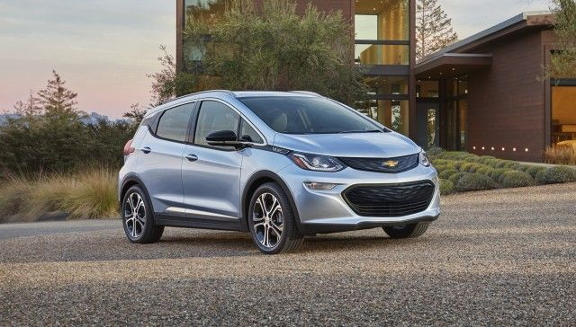 Four New Or Updated Electric Cars Coming For 2017 Chevy Bolt