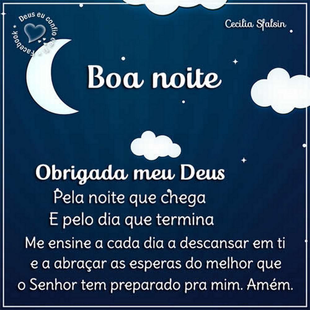 Boa Noite Amados Que Deus Abencoe Voces De Uma Noite De Muita Paz