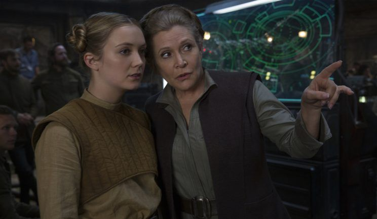 "Carrie Fisher Asked a 9 Year-Old Billie Lourd –""Are You Going to Grow Up to Be an *sshole?"" - The WOW Report"