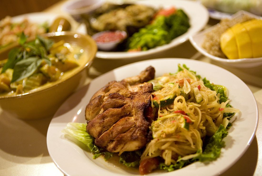 Lao Laan-Xang Restaurant 1146 Williamson Street Madison, WI 53703 608.280.0104