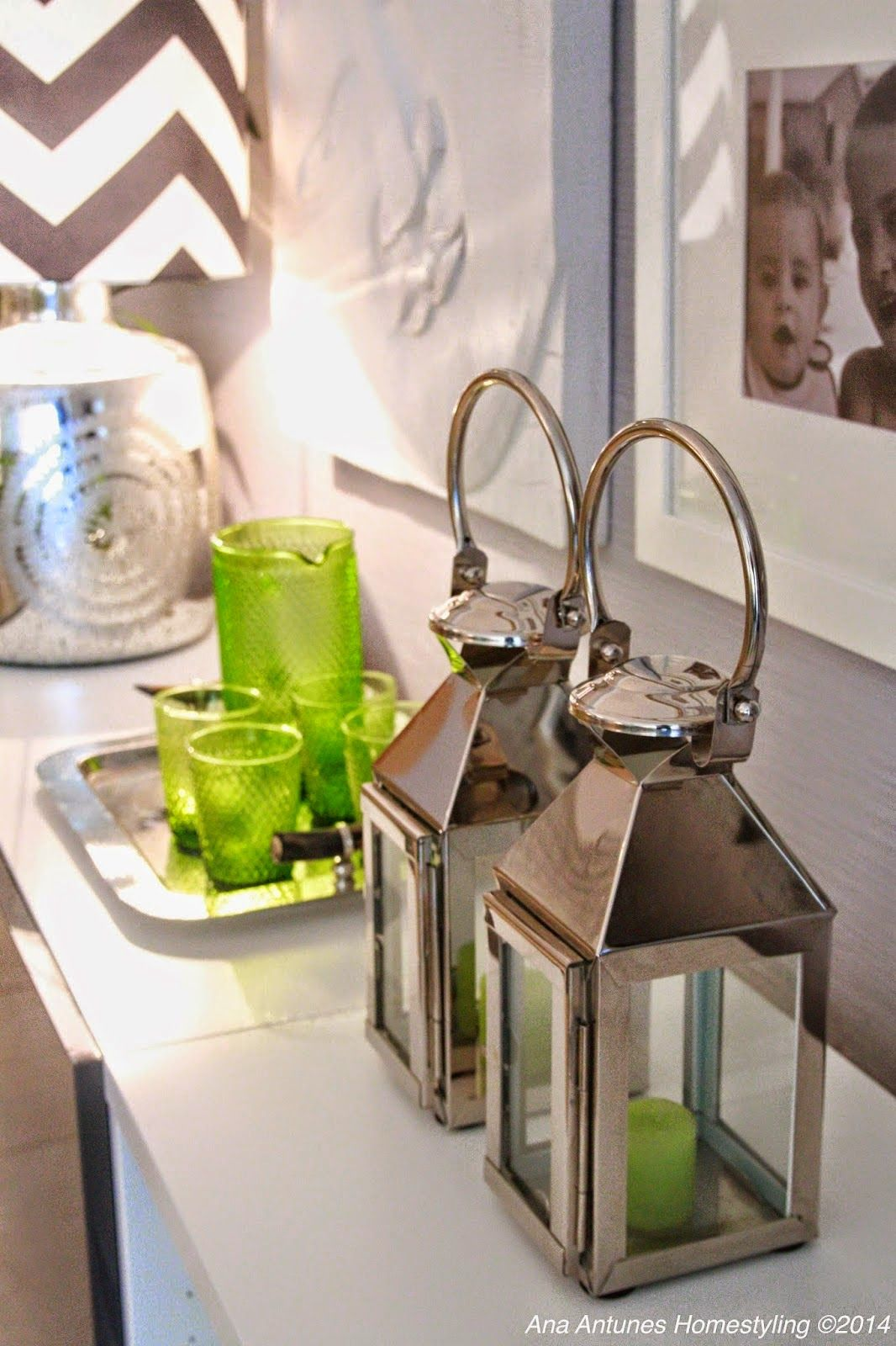 Joana: sala fresh green