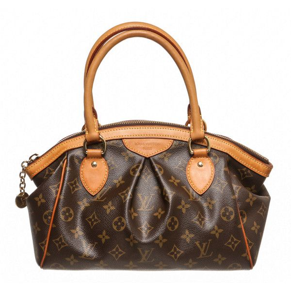 Pre-owned Louis Vuitton Satchel ($895) ❤ liked on Polyvore featuring bags, handbags, apparel & accessories, satchels, wallets & cases, louis vuitton purses, louis vuitton, studded handbags, monogrammed purses and brown satchel handbag