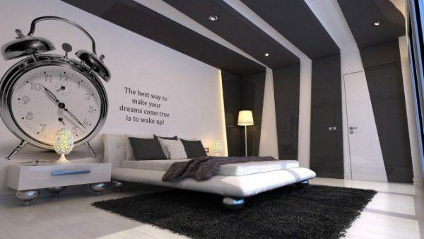 Déco chambre adulte: 57 idées fascinantes à emprunter! | Chambre ...