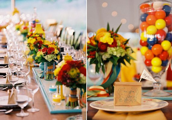Vintage Mexican Fiesta Inspired Wedding Stephanie John