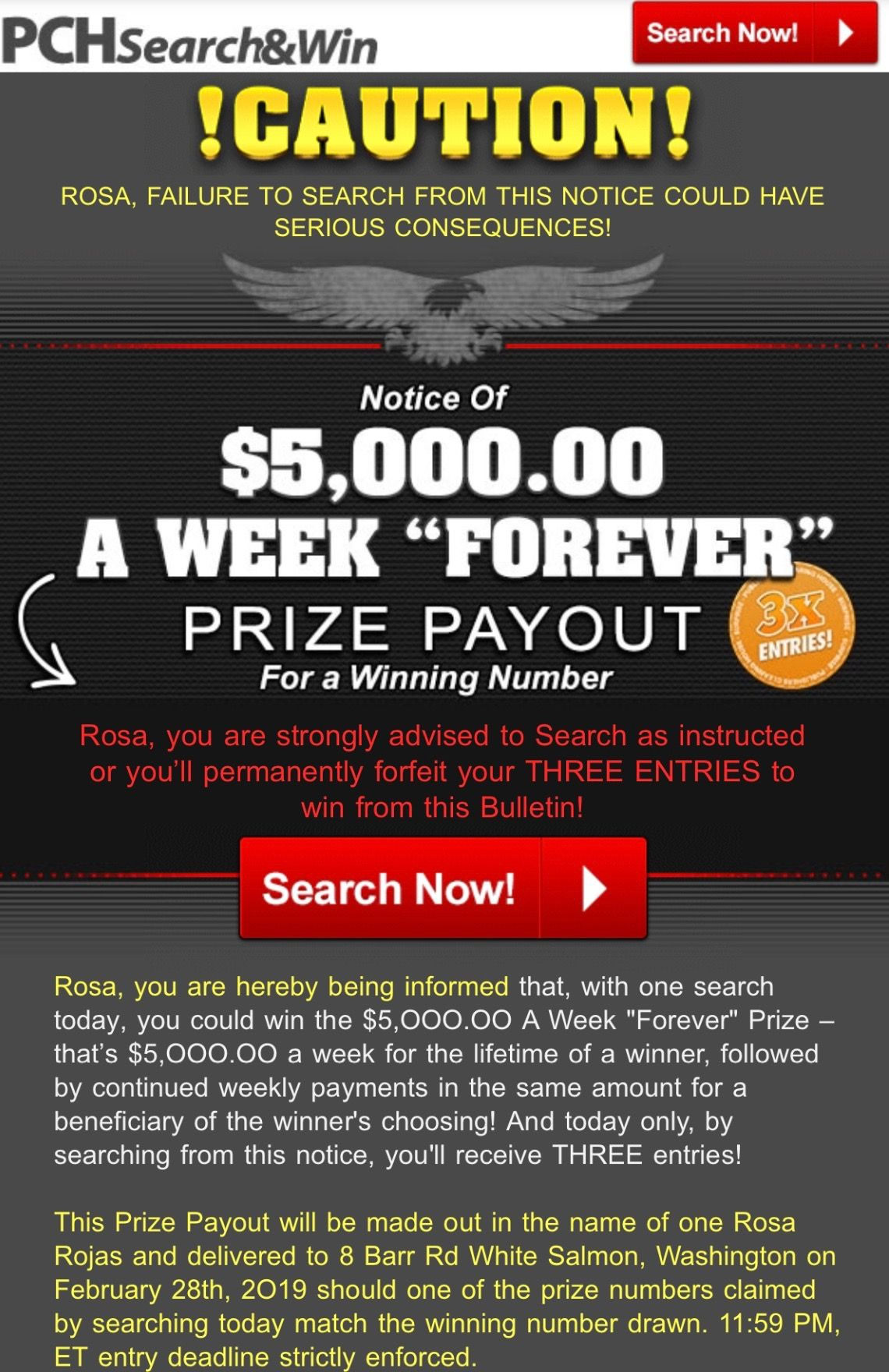 How Do I Get My Pch Prize Number