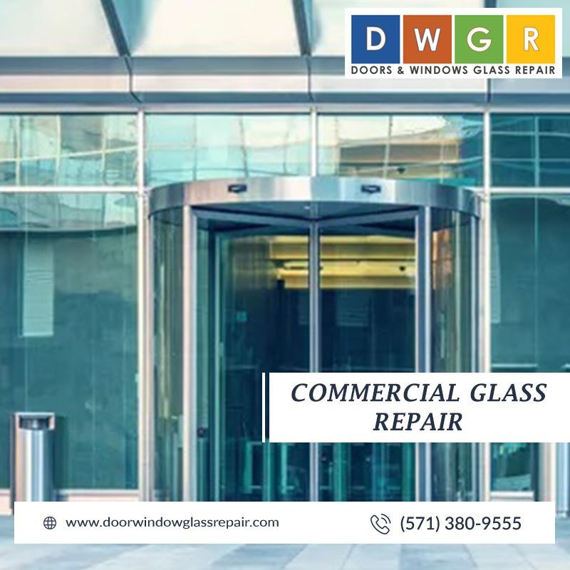 Commercial Glass Repair #glassrepair Doors and Windows Glass Repair is your best solution for all things commercial glass. We offer Storefront, Insulated and Sliding door glass repair, replacement, installation.Call (571) 380-9555 for all glass repair need. #glassrepair #glassreplacement #commercialglassrepair #commercialglassdoorrepair #ashburn #leesburg #sterling #virginia #commercialglass #residentialglass #glassrepair
