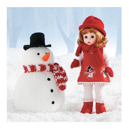 Madame Alexander Dolls for Christmas