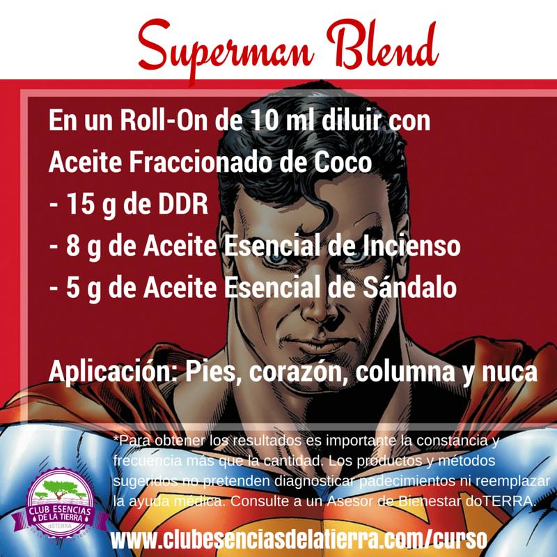 Receta de Aceites Esenciales Superman Blend de doTERRA Visita referencia completa http://clubesenciasdelatierra.com/superman-blend-de-doterra/ #aceitesesenciales #aromaterapia #doterra #medicinaalternativa #medicinanatural