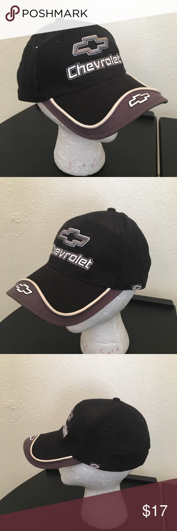 Vintage Chevrolet Trucker Hat by Hot Rods Plus Fashion