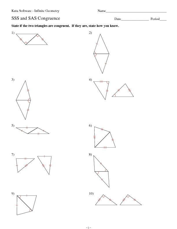 Pin By Abby Raths On Geometry Triangle Worksheet Congruent Triangles Worksheet Practices Worksheets Congruence worksheets 8th grade