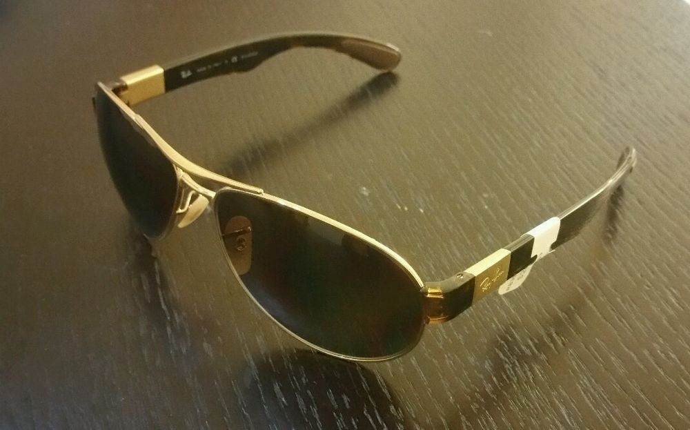 1e82c93984 Ray ban sunglasses RB3509 polarized made in italy tortoise color  200 mens