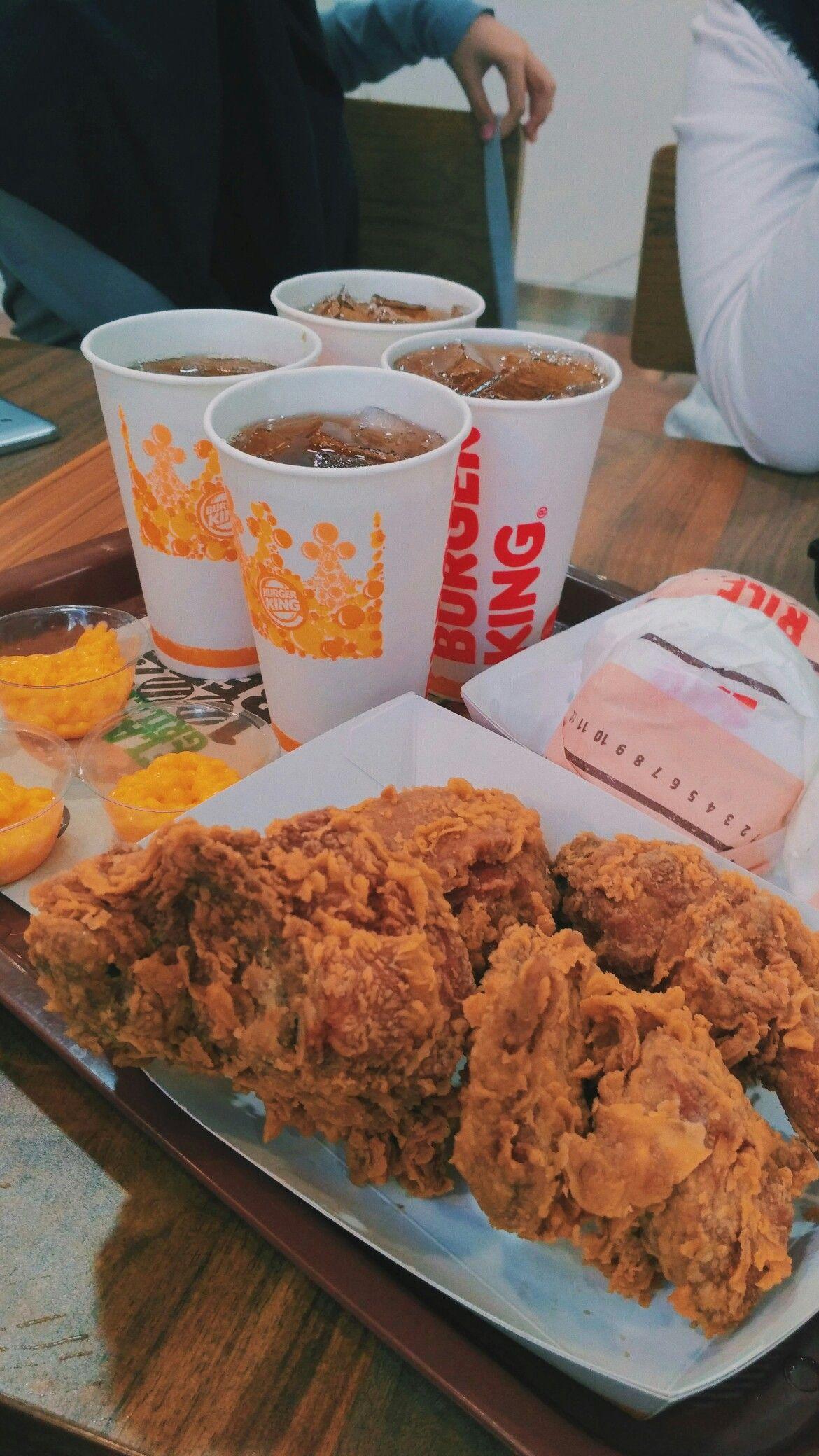 Burger King Ide Makanan Makanan Dan Minuman Fotografi Makanan