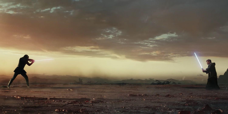 Luke Skywolker vs. Kylo Ren - Yahoo Image Search Results   Star wars planets, Star wars background, Star wars humor