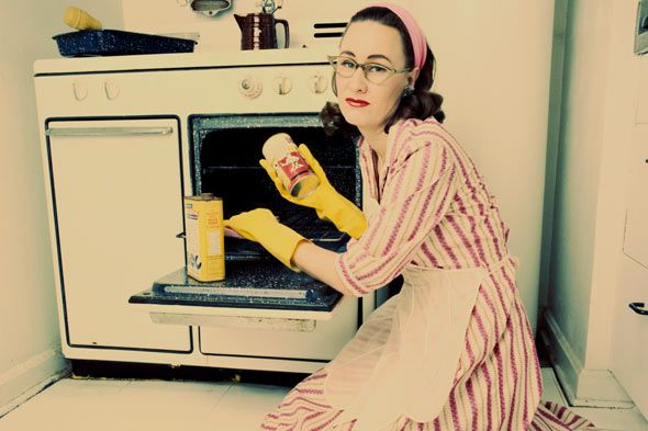 10 Things to do Instead of Cleaning your Oven