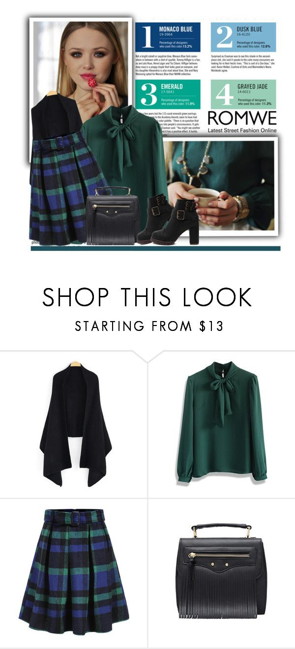"""Romwe 6."" by zura-b ❤ liked on Polyvore featuring Garance Doré, Chicwish and romwe"