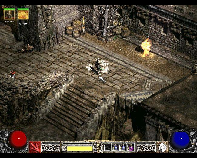 Diablo 2 mit bis zu 3.840 x 1.024 Pixeln Auflösung spielen | Diablo. Videojuegos