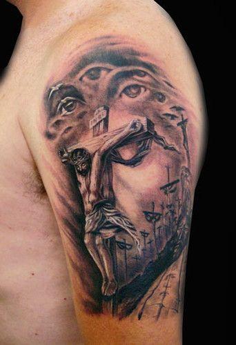 7 Ideas De Tatuajes De Jesucristo Tatuajes Tatuaje De Jesús Tatuajes Cristianos