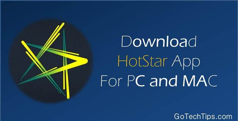 Hotstar App Free Download for Windows (XP, 7, 8) PC and
