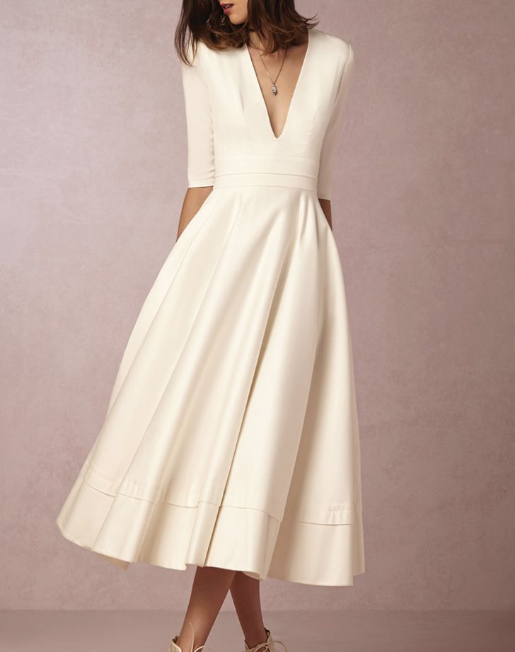 12 Nontraditional Wedding Dresses For The Non Basic Bride #RueNow
