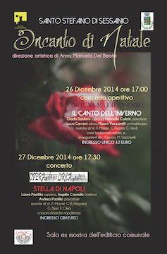 """A Santo Stefano di Sessanio """"Incanto di Natale"""" - Concerto musicale"""