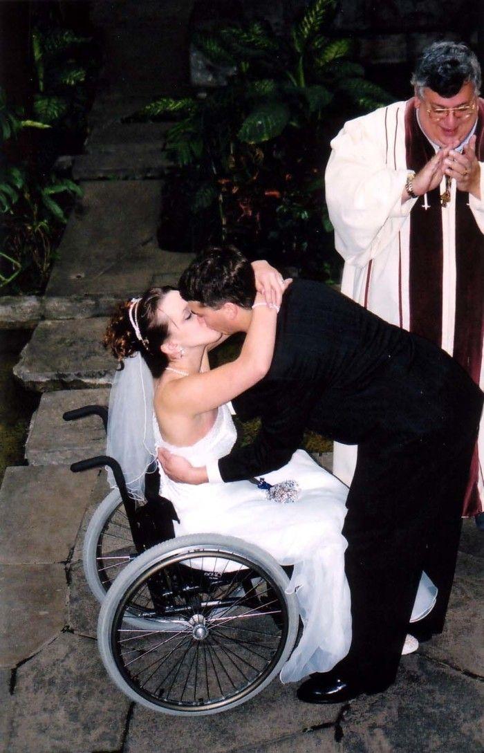 My Wedding Sweet Wheelchair