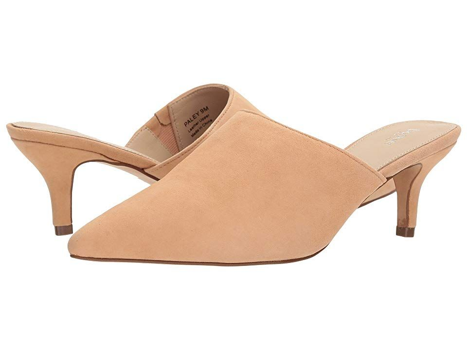 443eddf6c8d Botkier Paley (Sand) Women s 1-2 inch heel Shoes. Dressed up or down pack a  style punch with the Botkier Paley kitten mule. Supple suede upper.
