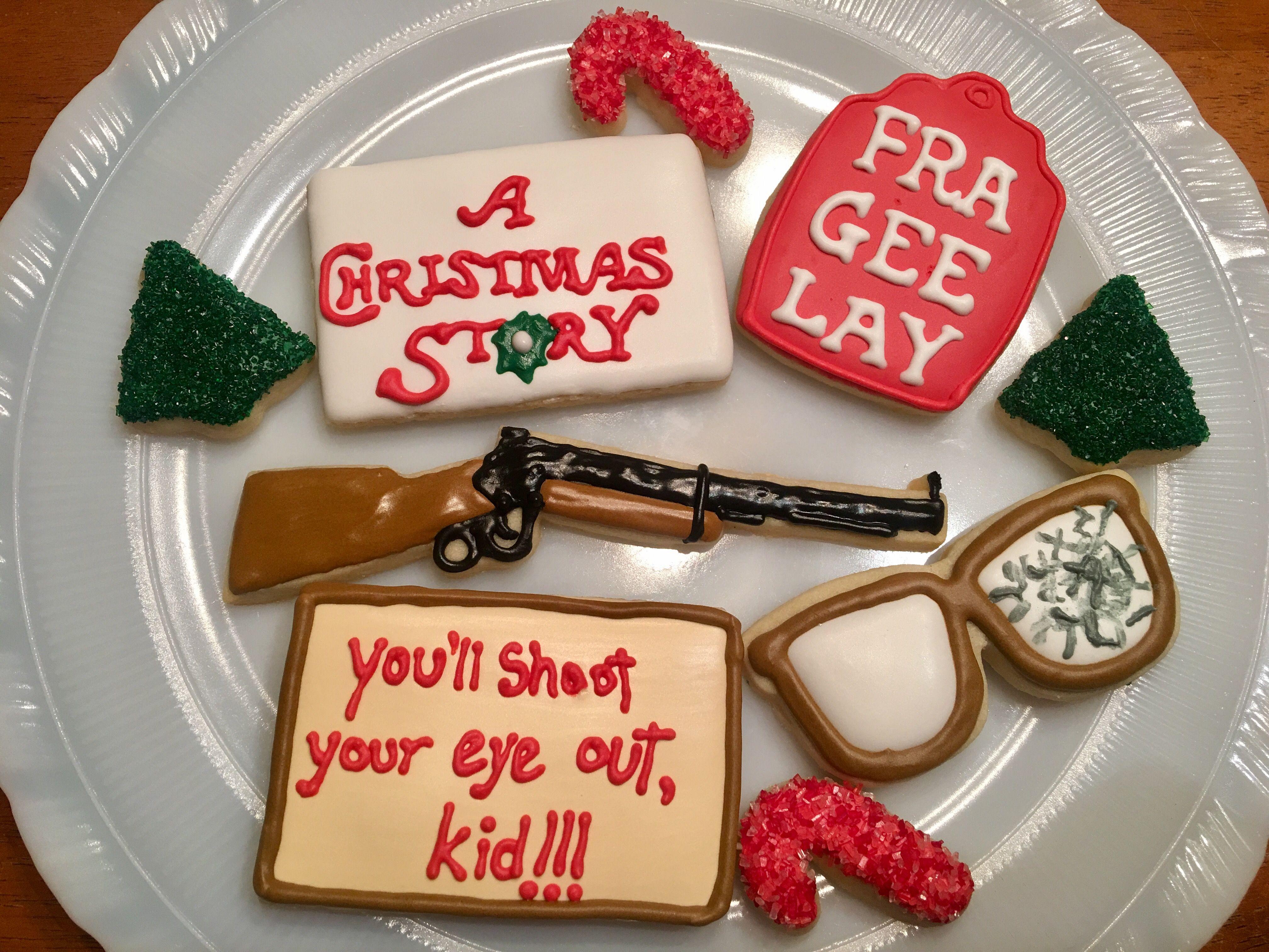 A Christmas Story Cookies Mamasheckstreats Mamasheck S Treats