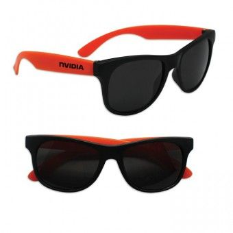 9e34d6421c3 Customized sunglasses classic – orange is the great eye protection for  summers. This neon sunglasses offer a fashionable protection for eyes from  You can ...