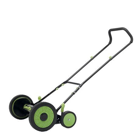 Lawnmaster 16 Reel Push Mower Push Mower Reel Mower Push Lawn Mower