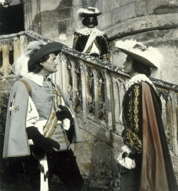 le masque de fer, 1962. de henri decoin avec jean marais, jean
