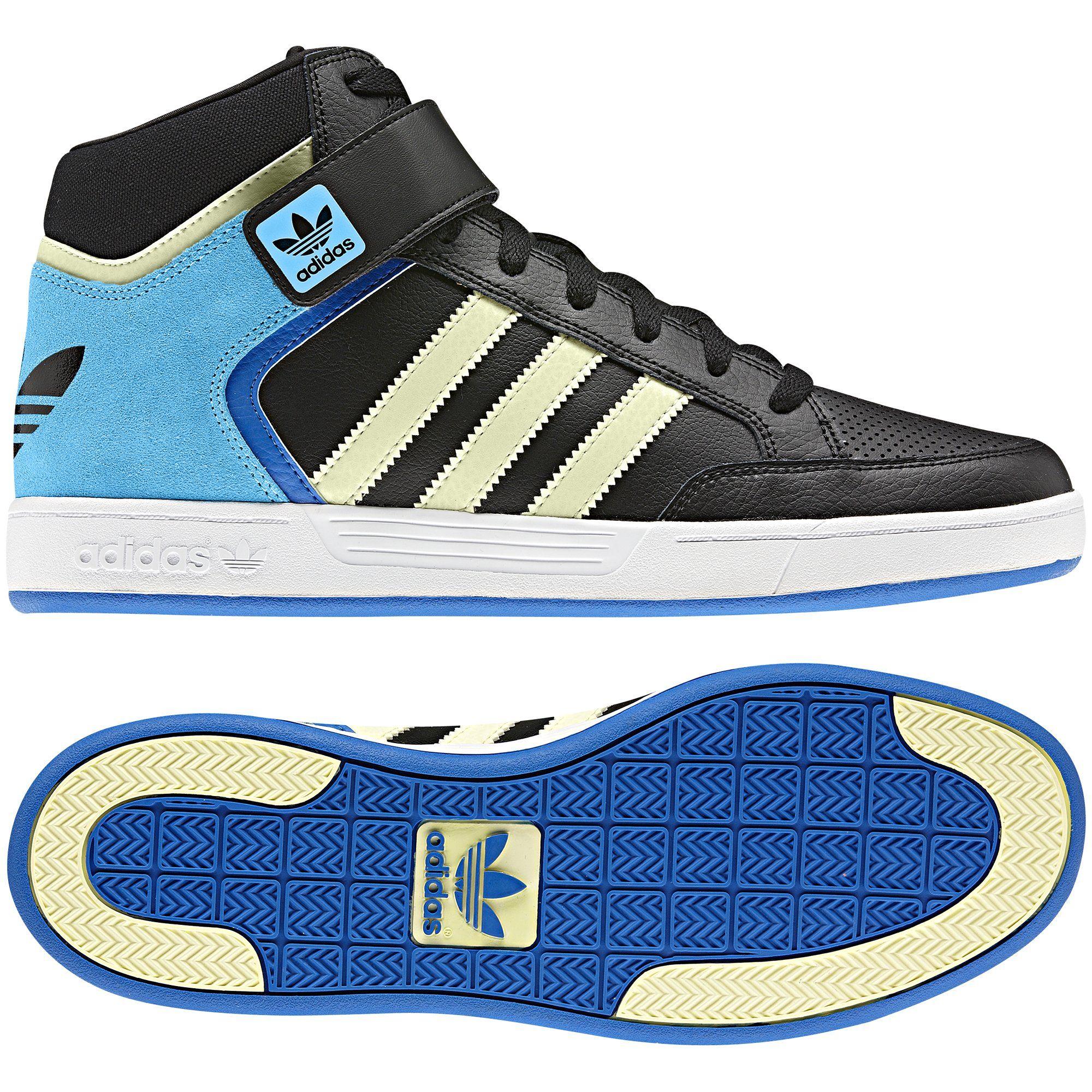 Adidas Varial Mid Shoe | Sport shoes women, Sport fashion, Shoes