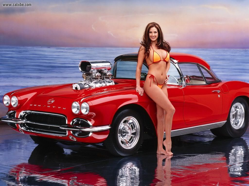 Hot Sexy Models With Car Download Wallpapers Thonge Charming
