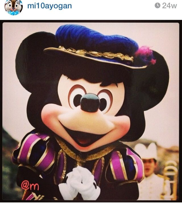 Jester Mickey!