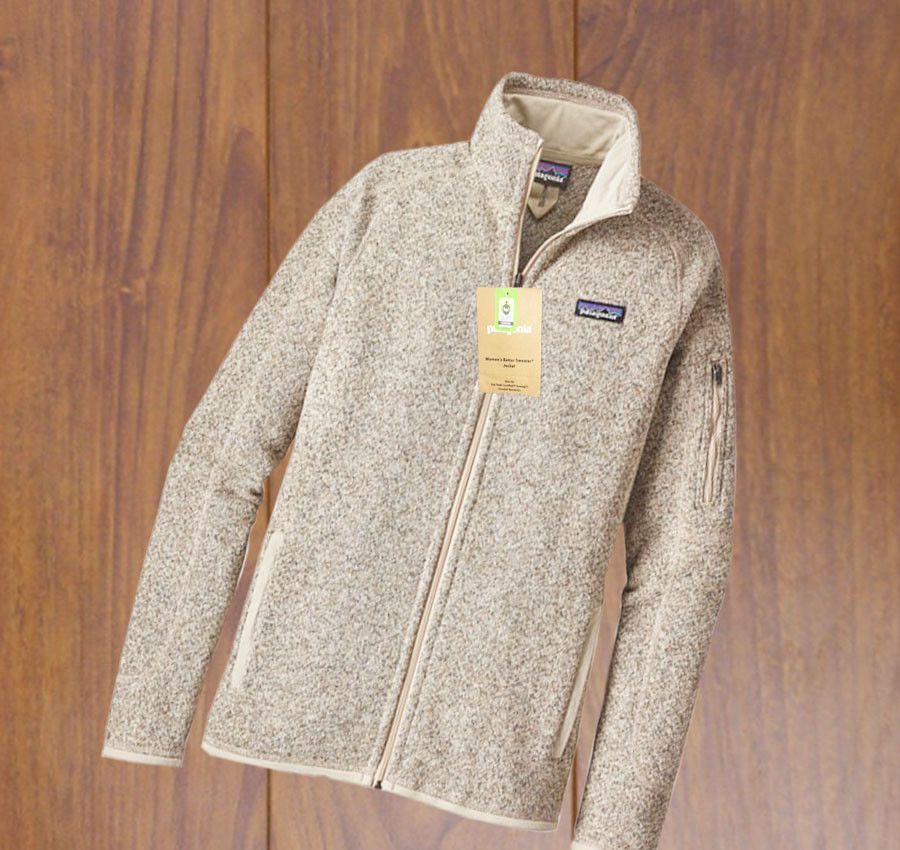 Sweater L Size Better Jacket Us Pelican Nwt Fleece Patagonia Women's qwHnPI