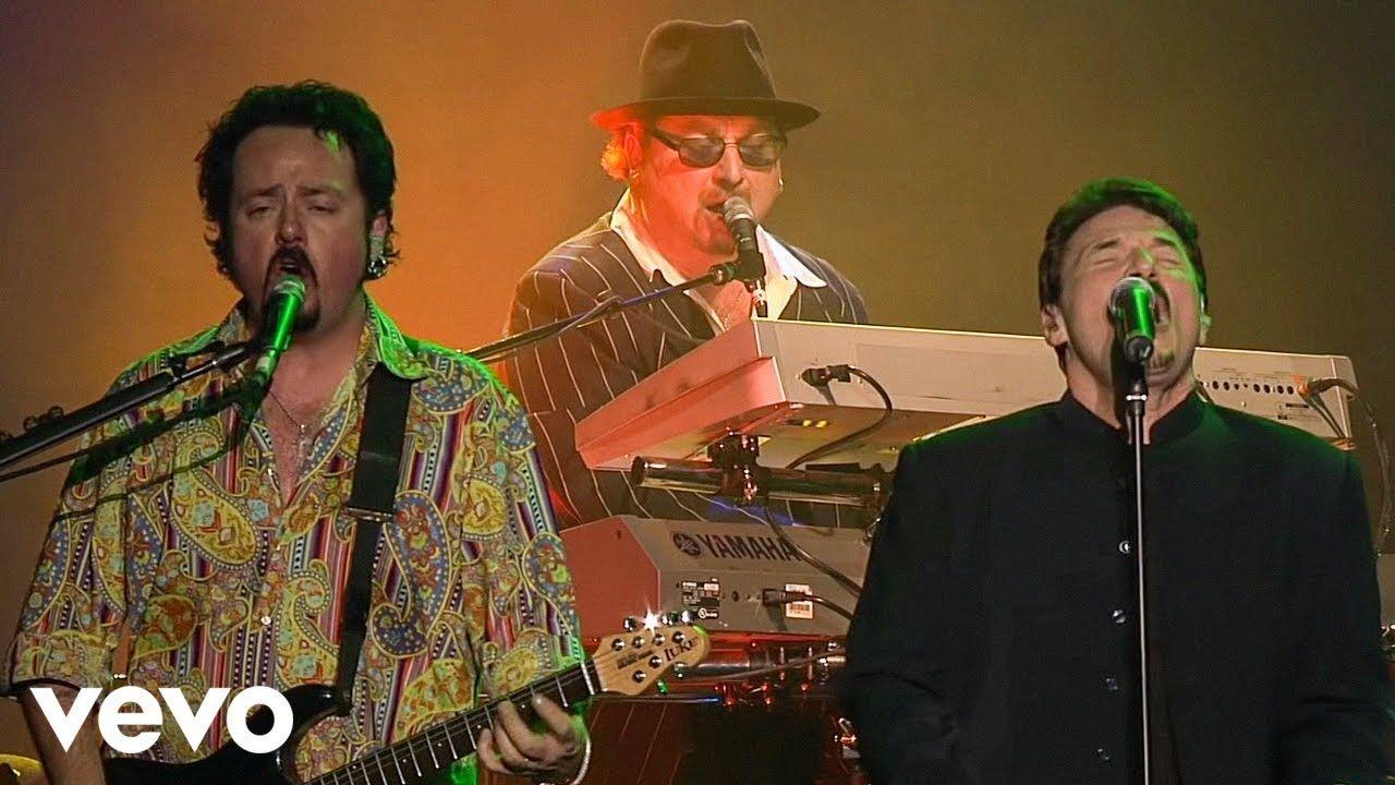 Toto Africa Official Live Video Com Imagens Musica