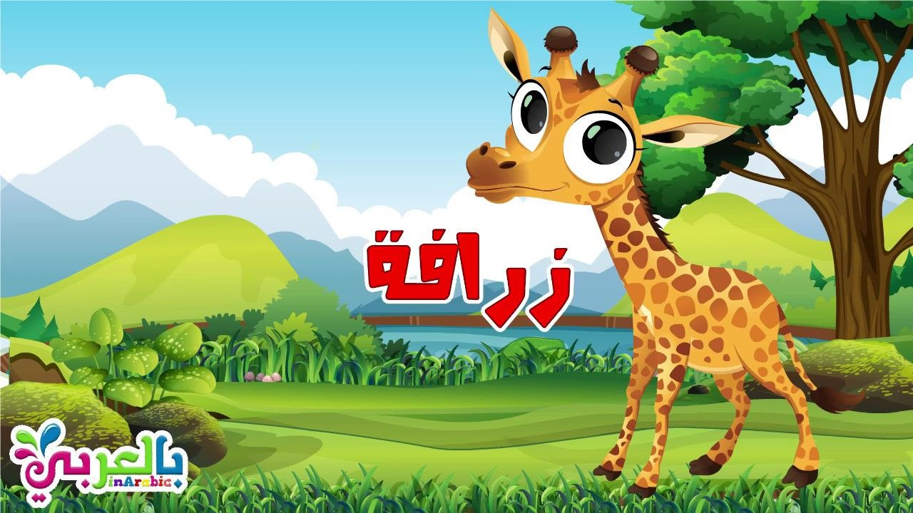 معلومات عن الزرافة للاطفال حيوانات الغابة Giraffe For Kids Youtube Fun Activities For Kids Activities For Kids Activities