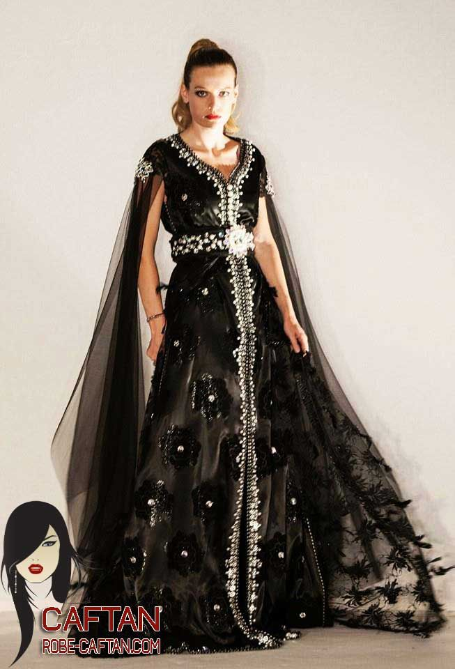 Caftan De Mariage 2016 Robes Haute Couture Sur Mesure Robe