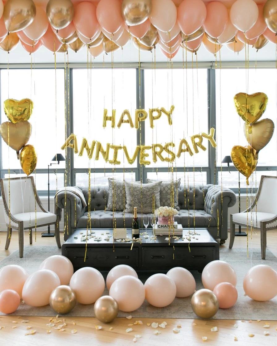 Anniversary Surprise Set In 2020 Anniversary Surprise Anniversary Anniversary Banner