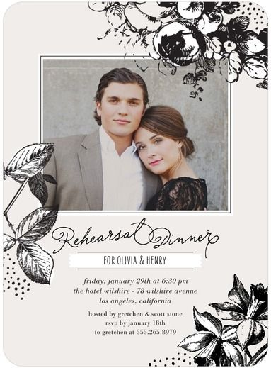 Rehearsal Dinner Wedding Paper Divas Rehearsal Dinner Invitations Wedding Rehearsal